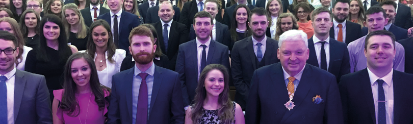 Chartered Accountants Ireland Conferring Ceremony Spring 2019