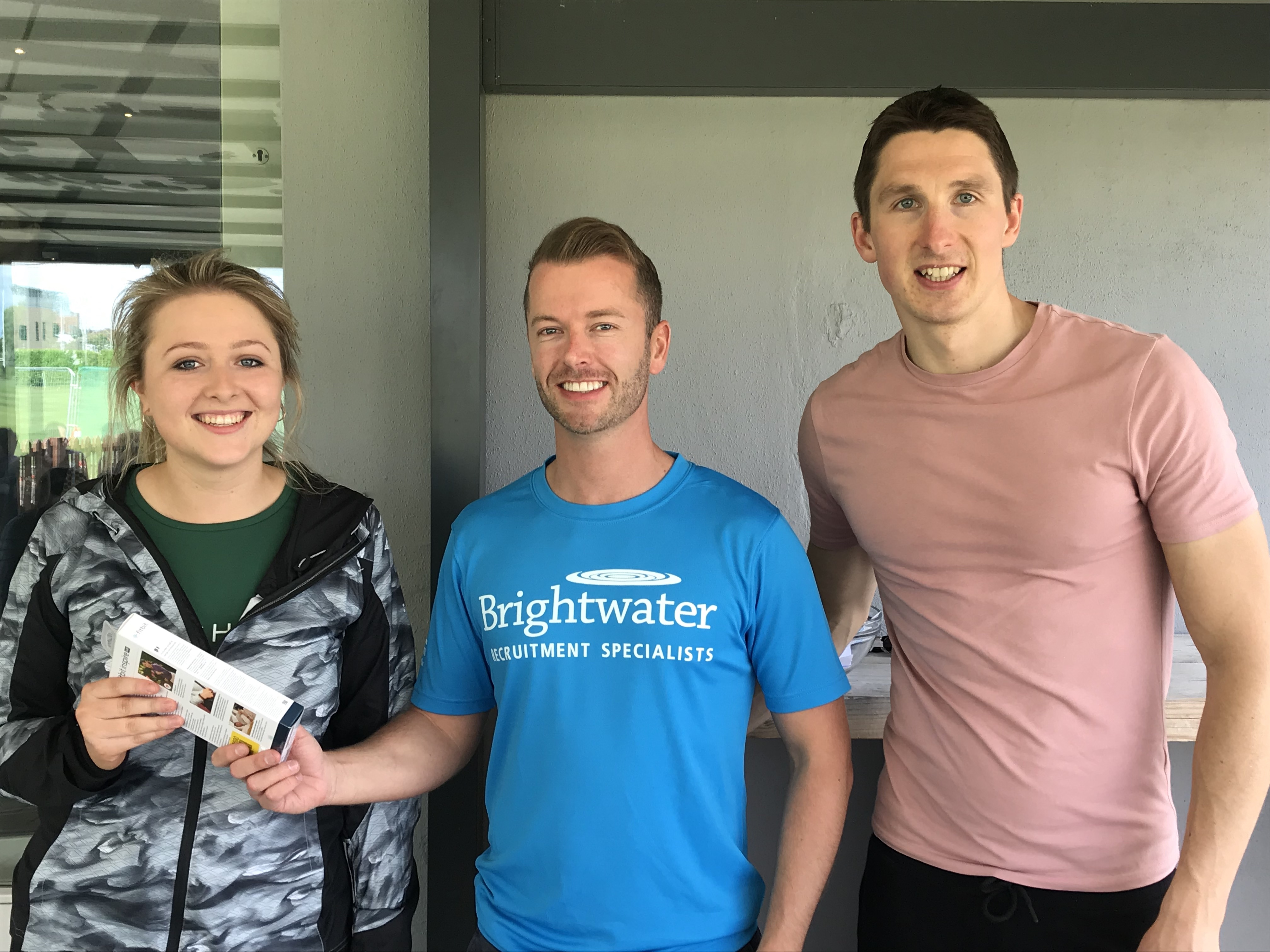 Aifric O'Reillly Beauchamps Law with Michael Minogue of Brightwater & Alex Kennedy of SYS