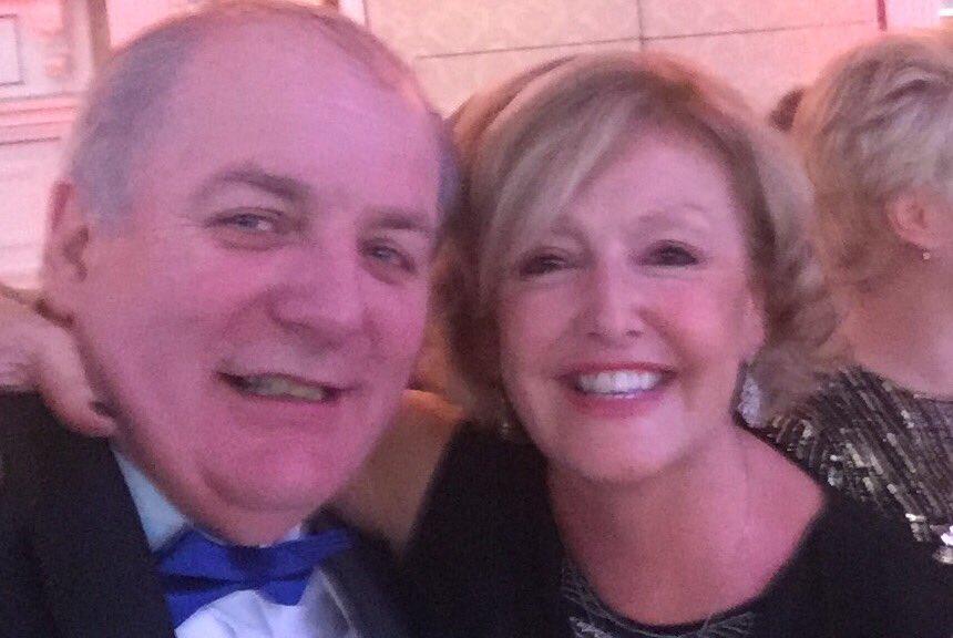 Barbara McGrath, MD & Gavin Duffy