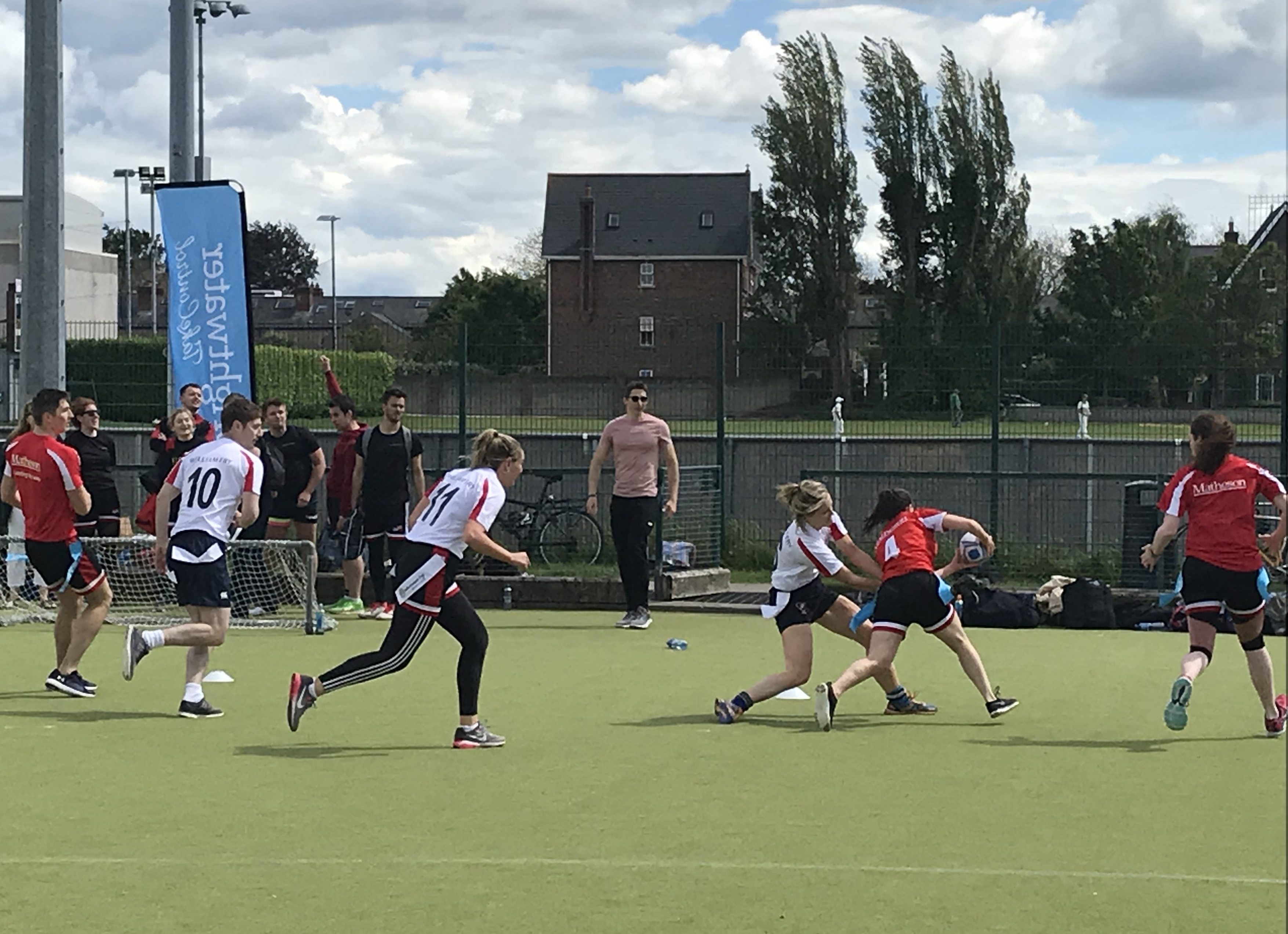 SYS tag rugby 2019 winning try