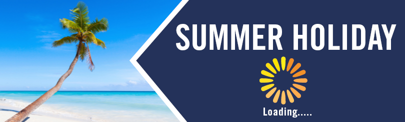 Off-loading your work for your summer holiday