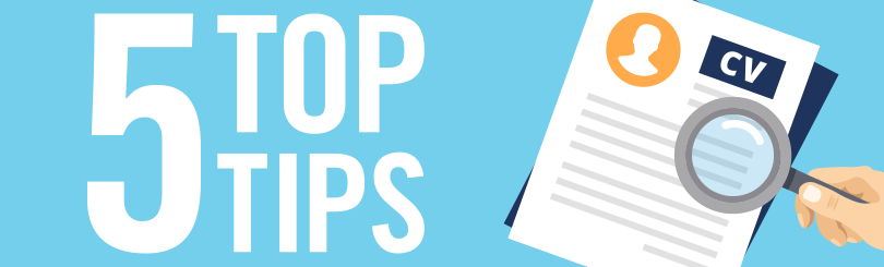 5 top tips for starting a new job