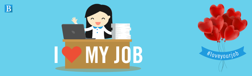Love Your New Job Blog