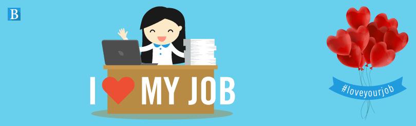 Love Your New Job Blog