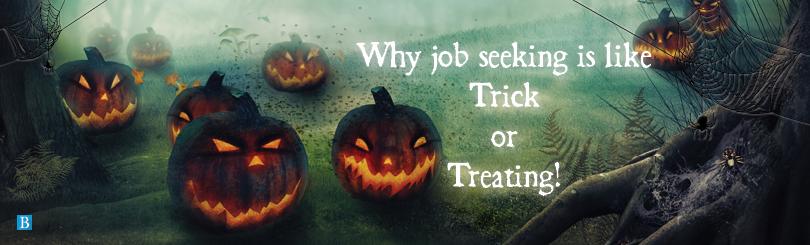 Why job seeking.... og