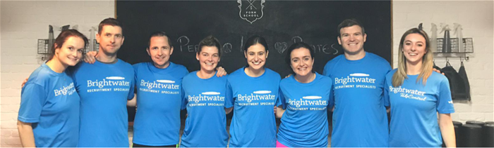 Brightwater Beating the monday blues
