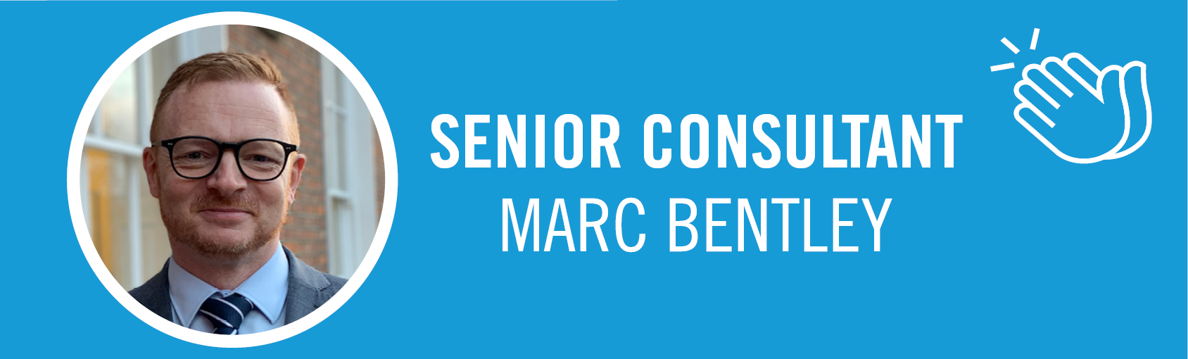 Senior Consultant  - Marc Bentley