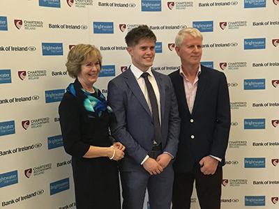 ACA Conferee & his family