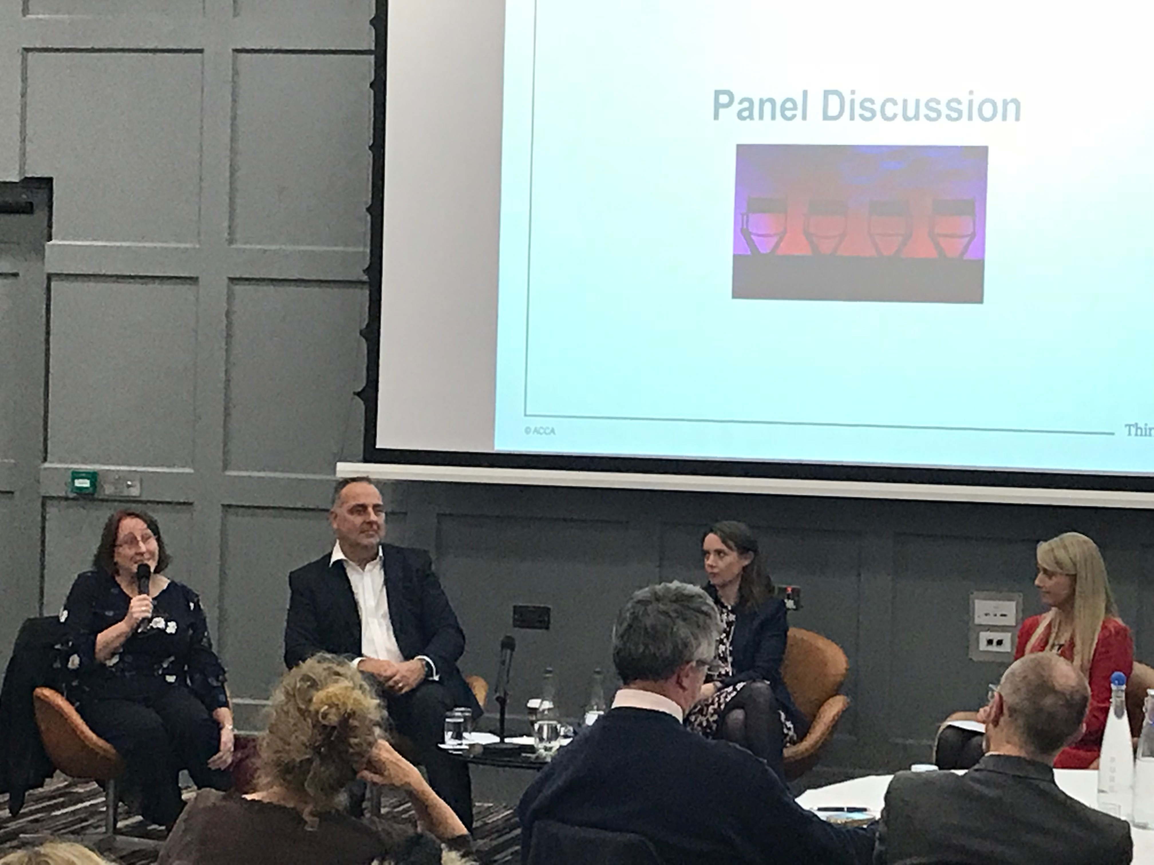 ACCA Panel Discussion