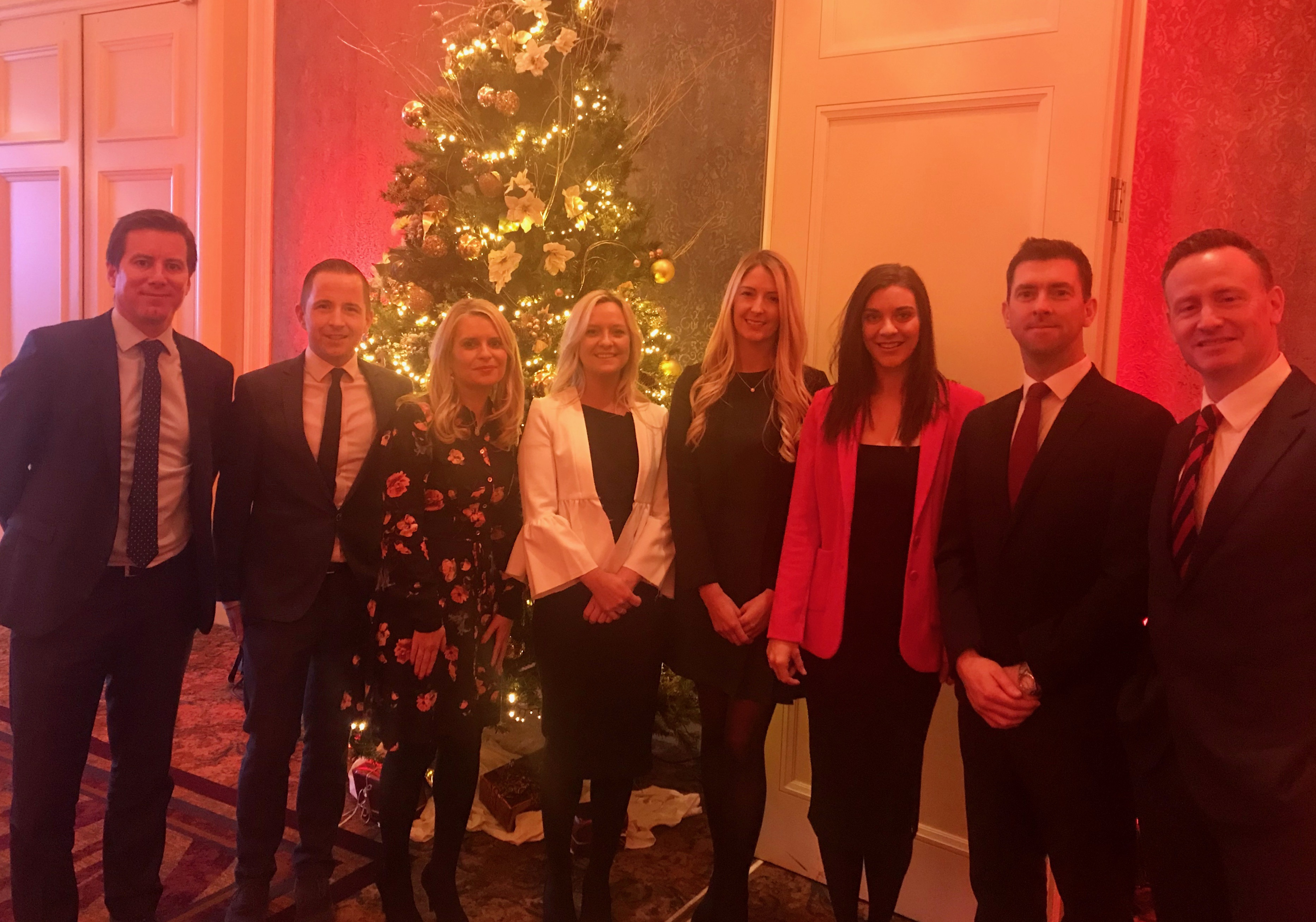 Accountancy Team at ACCA Xmas