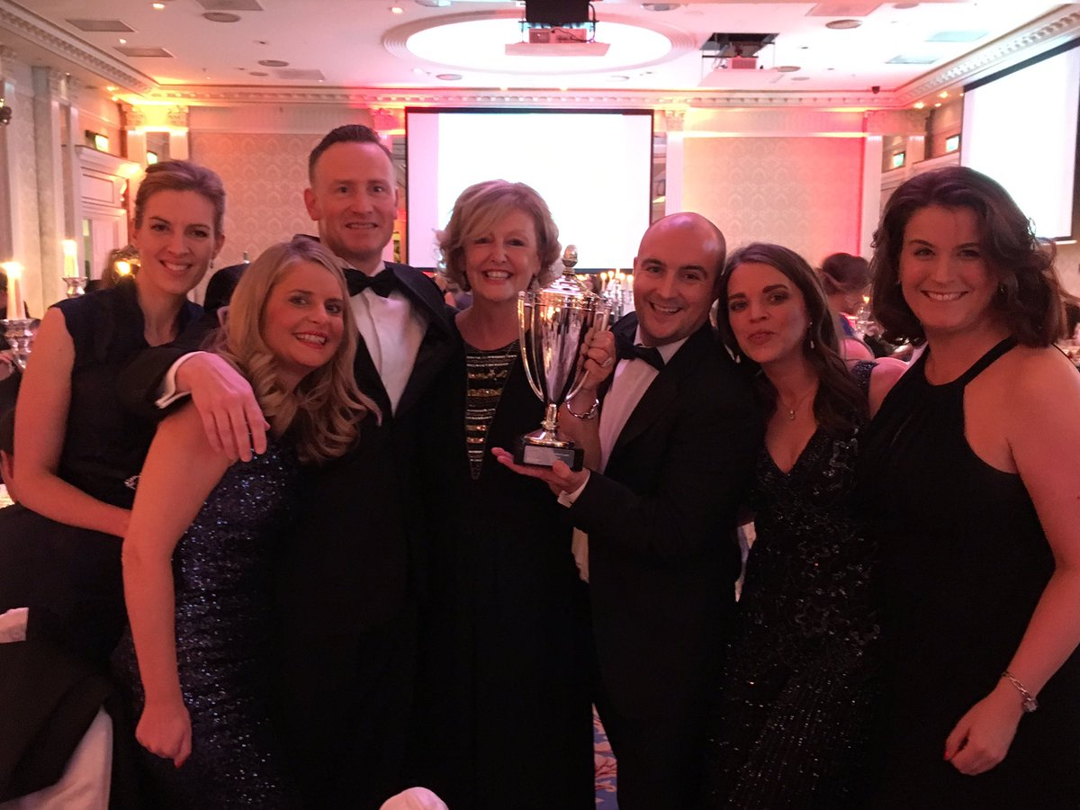 Brightwater Recruitment; Winners at the NRF Awards