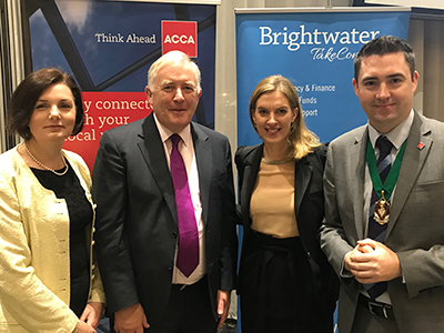 ACCA Financial Services Breakfast 2018