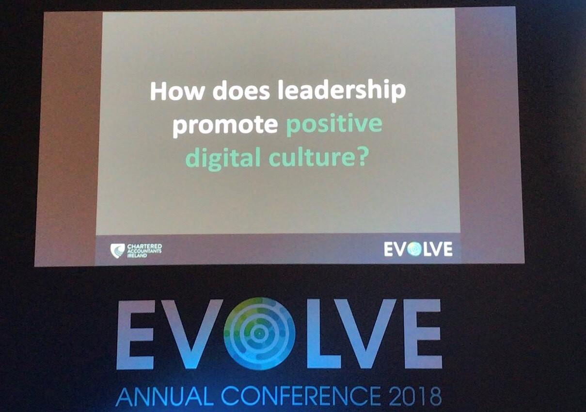 Evolve slide
