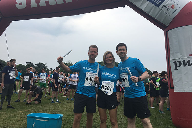 Victory for the Brightwater Runners!