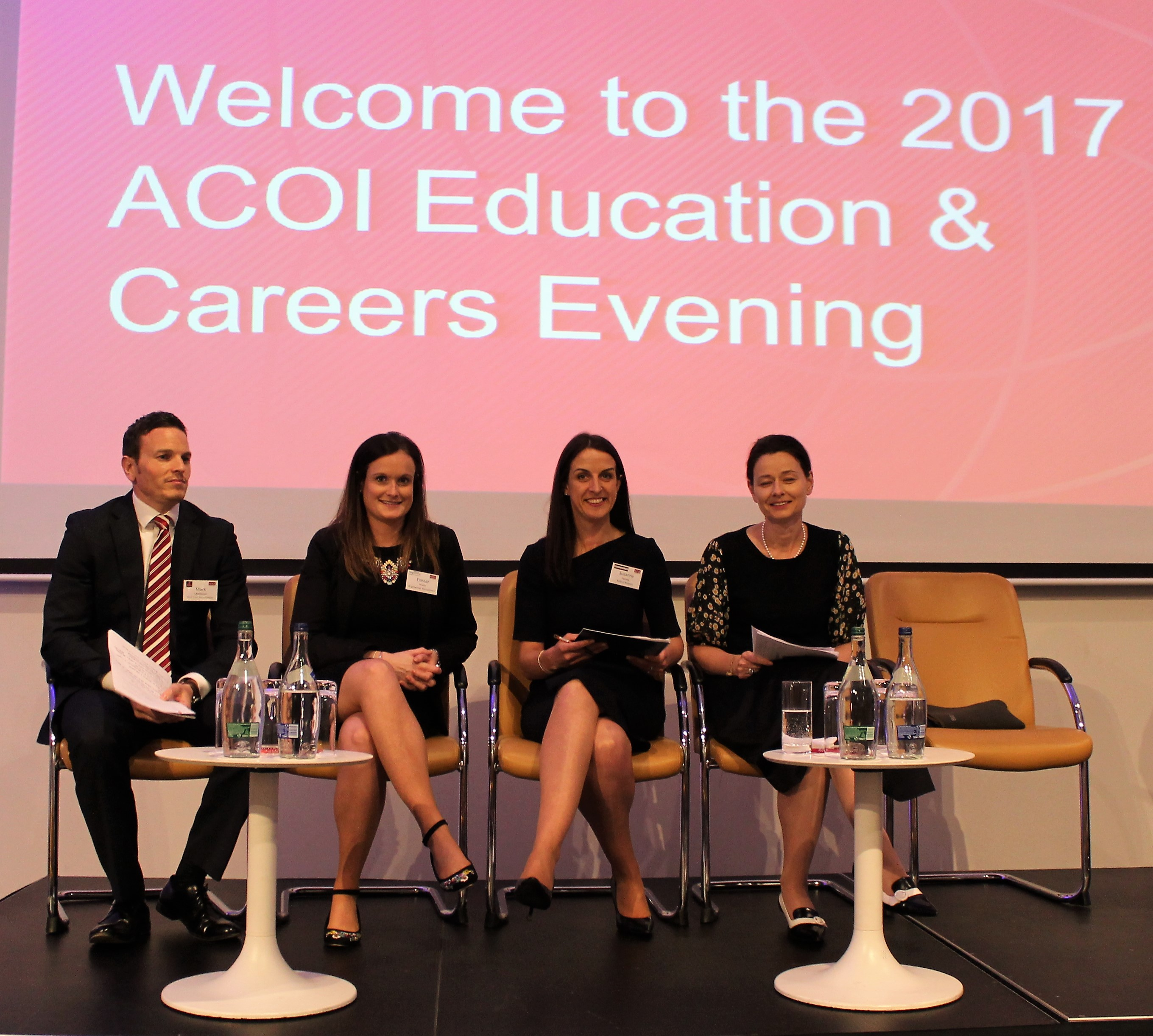 Panel of Speakers at ACOI 2017 Event